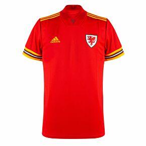 20-21 Wales Home Shirt