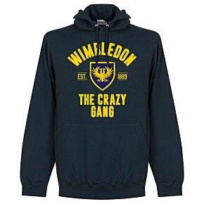 Wimbledon Established Hoodie - Navy