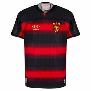 20-21 Sport Recife Home Shirt