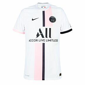 21-22 PSG Away Dri-Fit ADV Match Shirt