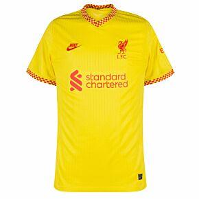 21-22 Liverpool 3rd Shirt