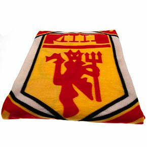 Man Utd Pulse Fleece Blanket