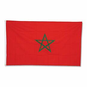 Morocco Large Flag 3ft x 5ft