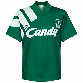 adidas Liverpool 1991-1992 Away - USED Condition (Great) - Size L