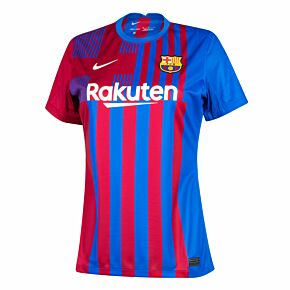21-22 Barcelona Home Womens Shirt