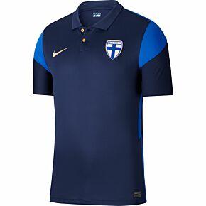 20-21 Finland Away Shirt