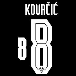 Kovačić 8 (Official Printing) - 20-21 Croatia Away