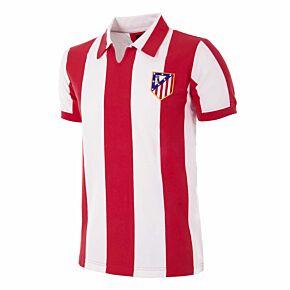 70-71 Atletico Madrid Home Retro Shirt