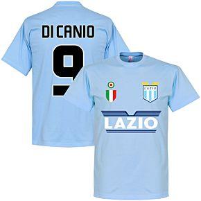Lazio Di Canio 9 Team Tee - Sky