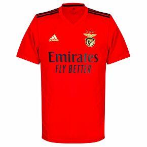 20-21 Benfica Home Shirt