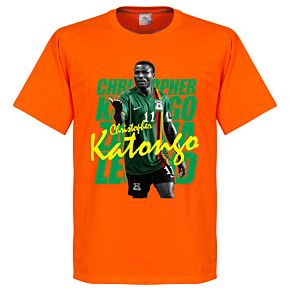 Katongo Legend Tee - Orange
