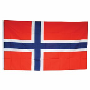Norway Large Flag 3ft x 5ft