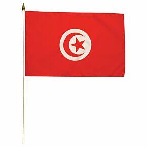 Tunisia Small Flag