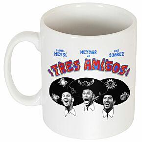 Barcleona Three Amigos Mug