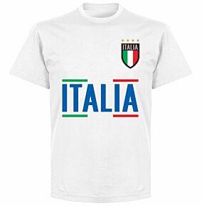 Italy Team KIDS T-shirt - White
