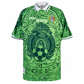 Garcis Mexico 1999-2000 Home Shirt - NEW Condition (no tags) - Size XL