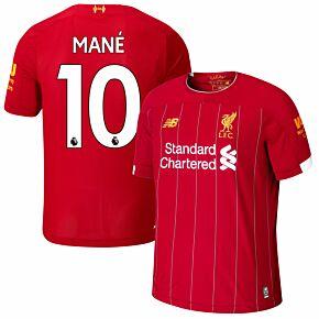 New Balance Liverpool Home Mane 10 Jersey 2019-2020