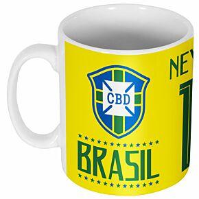 Brazil Neymar Jr Team Mug