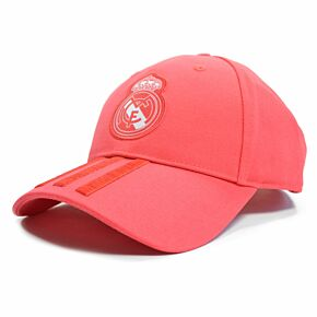 adidas Real Madrid Cap - Coral Pink