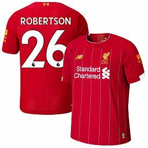 New Balance Liverpool Home Robertson 26 Jersey 2019-2020