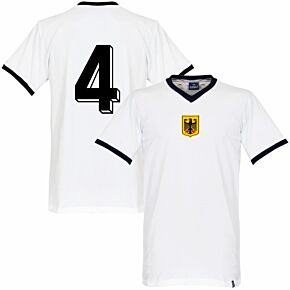 1970's West Germany Retro Shirt + No. 4