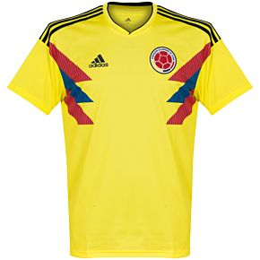 Colombia Home KIDS Jersey 2018 / 2019