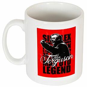 Alex Ferguson Legend Mug