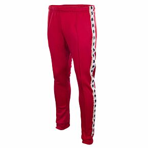 Copa AS Roma Track Pants - Red