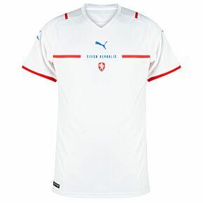 21-22 Czech Republic Away Shirt