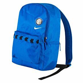 20-21 Inter Milan Stadium Backpack - Royal/Black