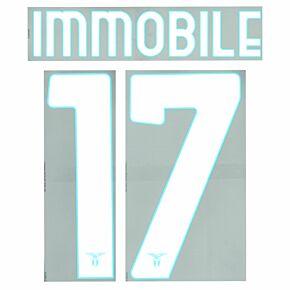 Immobile 17 (Official Printing) - 21-22 Lazio Home
