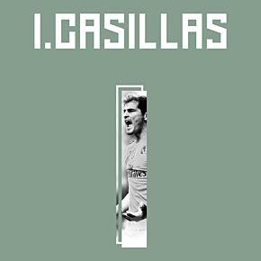 I. Casillas 1 (Gallery Style)