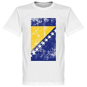 Bosnia and Herzegovina Flag Tee