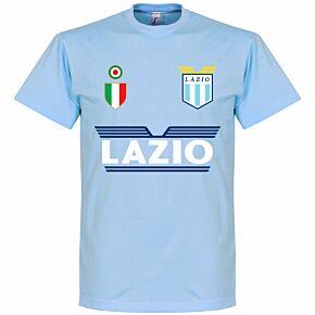 Lazio Team KIDS T-Shirt - Sky