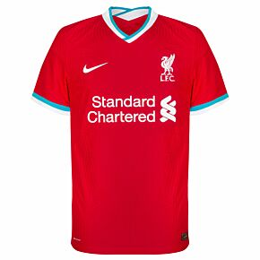 20-21 Liverpool Vapor Match Home Shirt