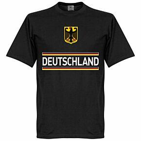 Germany Team Tee - Black