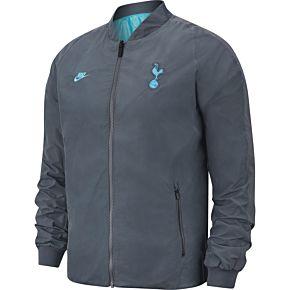 Nike Tottenham NSW Authentic Reversible Jacket - Grey 2019-2020