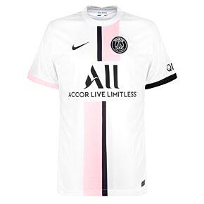 21-22 PSG Away Shirt