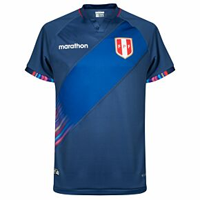 2021 Peru Copa America Away Shirt
