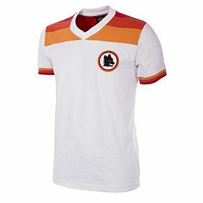 78-79 AS Roma Away Retro Shirt