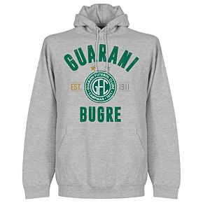 Guarani Established Hoodie - Grey