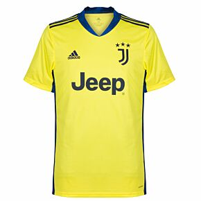 20-21 Juventus Home GK Shirt