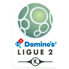 18-19 Ligue 2 Sleeve Patch