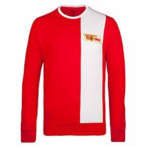 FC Union Berlin Retro Sweatshirt - Red/White
