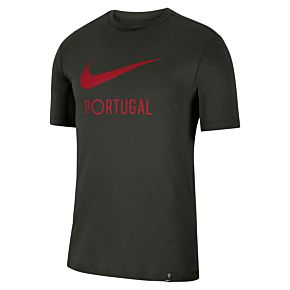 20-21 Portugal Ground T-shirt - sequoia