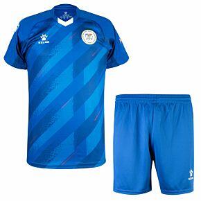 21-22 Philippines Away Shirt + Shorts Set