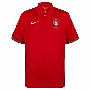 20-21 Portugal Home Shirt