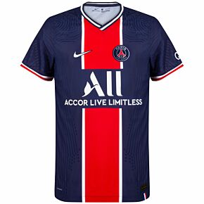 20-21 PSG Vapor Match Home Shirt
