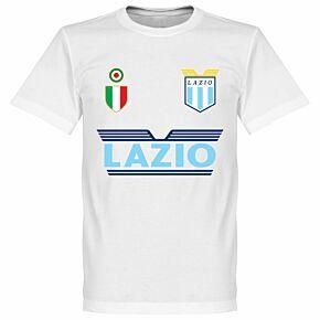 Lazio Team KIDS T-Shirt - White
