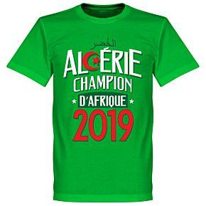 Algeria Champions of Africa Tee - Green